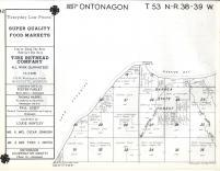 Map Image 039, Ontonagon County 1959